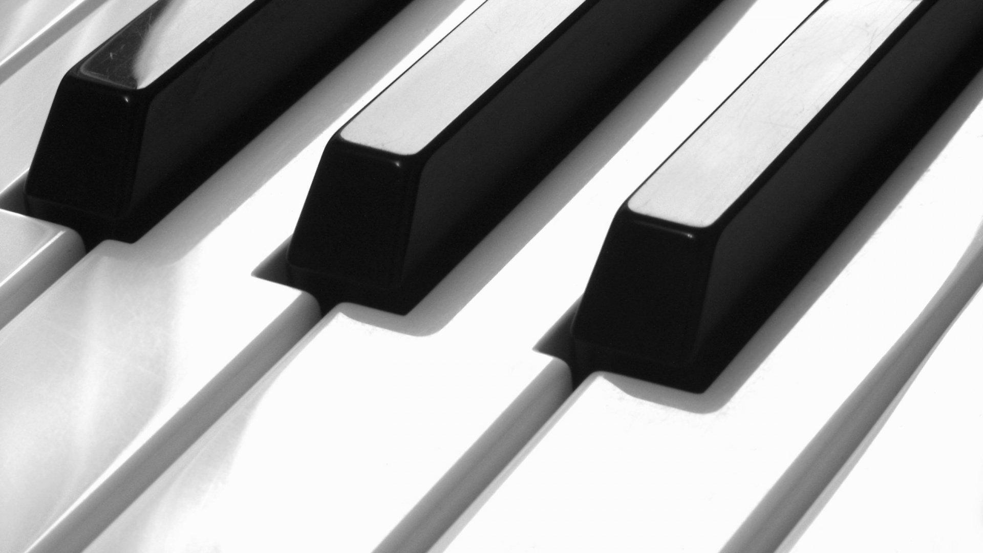 Piano Keys Hd Wallpaper