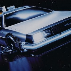 Back to the Future wallpaper