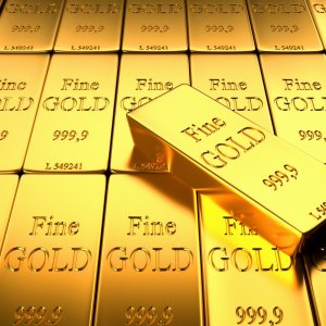 Gold Bars wallpaper
