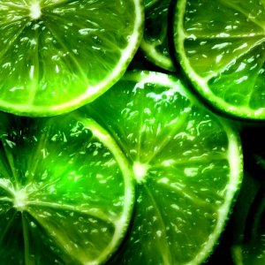 Green Lemon wallpaper
