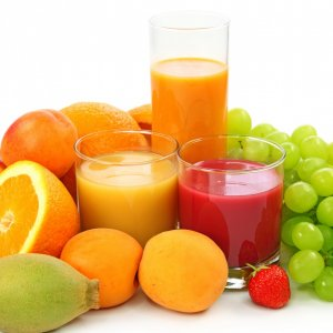Juice Fruit wallpaper