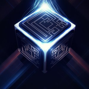 Light Cube wallpaper