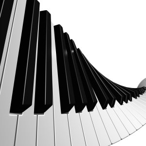Music Keyboards wallpaper