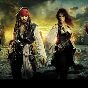 Pirates of the Caribbean wallpaper