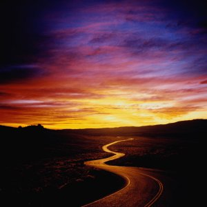 Sundown Road wallpaper