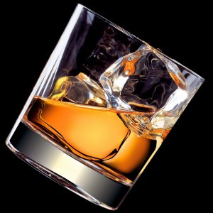 Whisky With Ice wallpaper